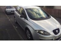 2005 seat altea 1.6 patrol with long mot for sale or swap
