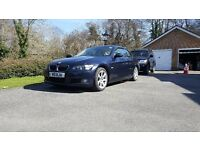 BMW 320D Coupe 177BHP 55+MPG