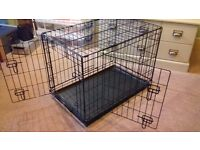 Medium Size Dog Crate Foldable