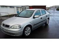 vauxhall astra sxi 2002 m.o.t end of February