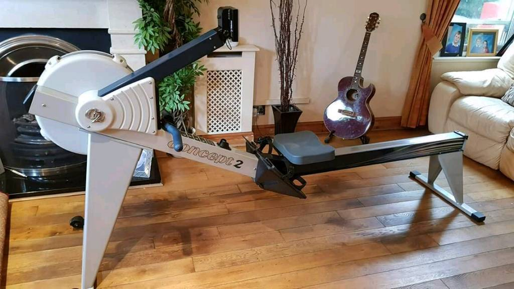 Concept 2 model e rowerin Worthing, West Sussex - Concept 2 model e rower. PM4 computer. Its had very little use and in fantastic condition
