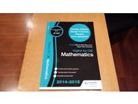 Higher for CfE Mathematics - Hodder Gibson Model Practice Papers with Answers (2014-2015)