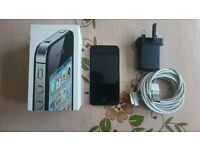 iphone 4s black 32gb unlocked all networks