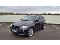 2008 BMW X5 E70 3.0D SE 5S Black LOW MILES