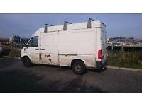 VW LT35, MWB panel van, t(rust)y workhorse 2.5 TDi