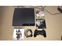 PS3 Slim 320GB in great condition