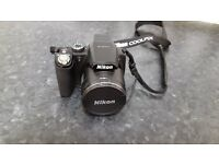 Nikon COOLPIX P90 12.1MP,24XZoom Digital Camera for £150