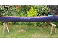 14 foot Snake River canoe for sale