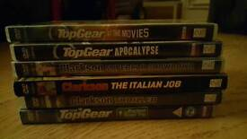 Top gear dvd bundle