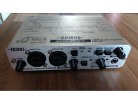 Audio Midi Interface Edirol UA-25 USB Roland