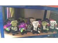 JOBLOT x16 new sing dance monsters rrp £75+