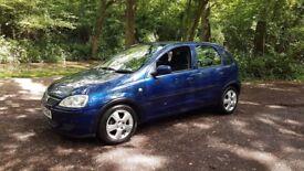 Vauxhall Corsa 1.2i TWINPORT 16v Energy 5 Door (a/c) - 2004 (54), corsa 5 door, corsa 1.2