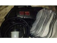 Spray Tan Machine Maximist Lite Plus + extra spare containers+ pop up tent+sol