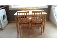 Kitchen table& chairs