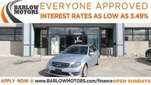 2014 Mercedes-Benz C-Class C300 4MATIC (APPLY NOW DRIVE NOW)