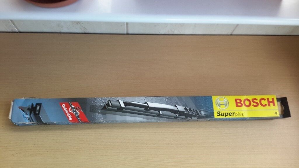 "Bosch Wiper Blade Super Plus 19"" BRAND NEW"