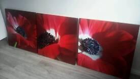 3 next matching canvas
