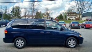 2004 Honda Odyssey 2 Year Warranty Included EX-L, Pwr Doors, DVD Cambridge Kitchener Area image 7
