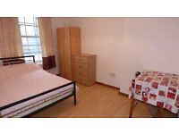 ** HUGE DOUBLE ROOM ** BANG OFF CABLE STREET / WAPPING / SHADWELL