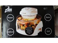 Halogen Multi Cooker Roast, Bake, Grill and Defrost RRP £ 59.99