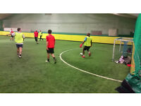 Saturday Futsal 6v6 | 11.00am to 12.00am | Casual Football | Bradford