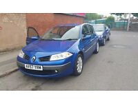 RENAULT MEGANE 1.6 - 2008 - AUTO - NEW M.O.T - STARTS & DRIVE - IDEAL CONDITION - £ 700 O.n.o ! ! !