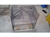 Large small animal cage pet hamster