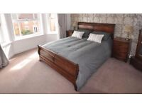 Laura Ashley King Size Bed in Broughton Range