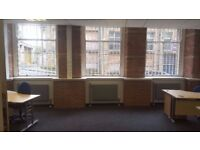 *** ALL BILLS INCLUSIVE OFFICES TO LET BRADFORD CITY CENTRE ***