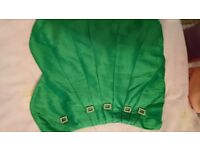 Brand new select ladies emerald green corset size 10