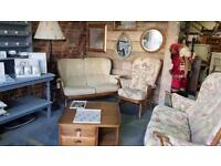 Ercol Golden Dawn Sofa & Chair Set