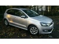 2012 VW Volkswagen Polo bluemotion 1.2tdi 80mpg New turbo, New brakes, New clutch! 12m MOT!