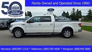 2013 Ford F-150 Lariat 4X4 | One Owner | NAVIGATION