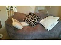 2 seater sofa and armchair (not in photo)
