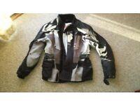 Targa motorcyle jacket