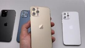 APPLE IPHONE 12 PRO MAX 128GB UNLOCKED ALL COLOURS AVAILABLE