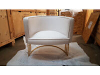 Art Deco Tub Chair