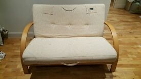 Futon sofa bed & mattress, very good condition, should be collected tomorrow evening. Fulham