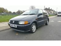1998 Volkswagen polo 1.4 top driver