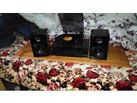 Record PL/Speakers/Amp