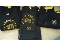 Stage coach uniform age 9/10 5 items