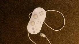 Official wii classic remote