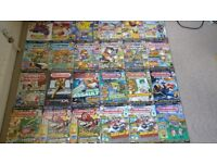 Official Nintendo Magazine Collection (87 Issues) + goodies!
