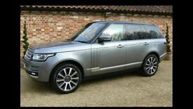"21"" Range Rover alloys genuine"