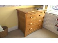 Mamas and Papas Ocean Range Chest of Drawers/Changing unit