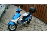 Lexmoto SCOUT 49 very low Mileage