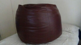 Bean Bag brown