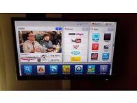 LG 47 Inch 3D 1080p HD LCD Smart