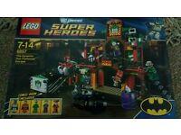 lego 6857 super heroes dynamic duo funhouse escape