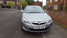New shape Astra, 1.6 petrol , Gray metallic, HPI clear, low millage